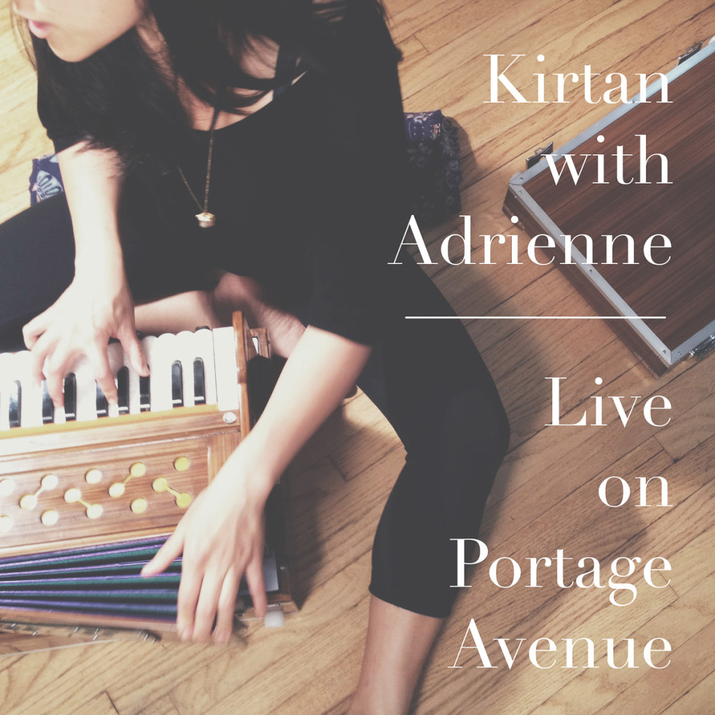live Kirtan album available