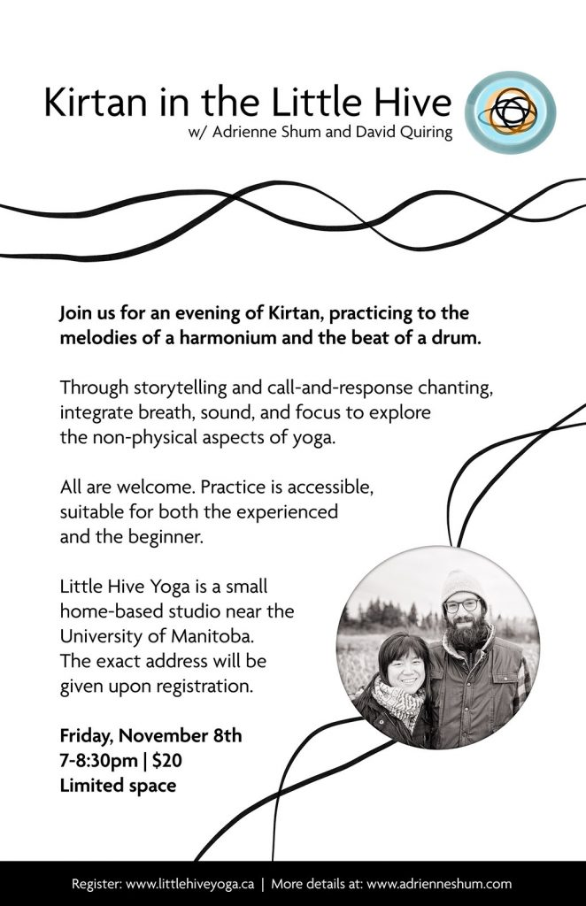 Kirtan in the Little Hive