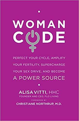 Woman Code - Alissa Vitti