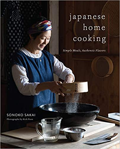 Japanese home cooking - Sonoko Sakai