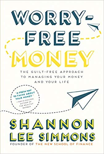 Worry Free Money Shannon Lee Simmons