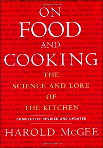 On Food and Cooking Harold McGee
