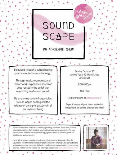 Altona soundscape Oct 2020
